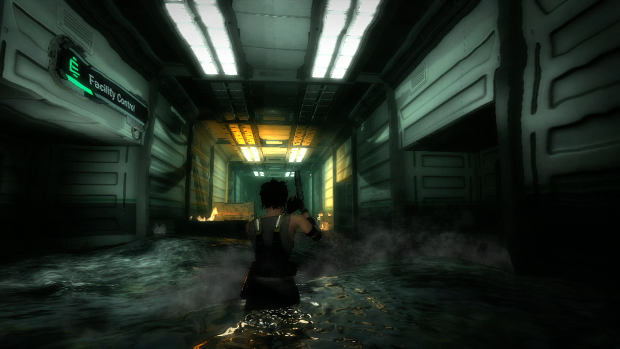 Hydrophobia's challenge rooms bridge the gap between sequels