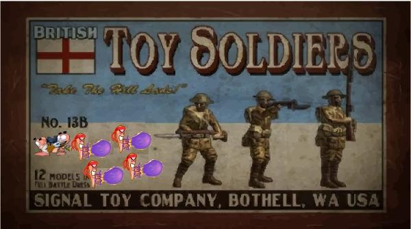 Toy Soldiers DLC on June 30, Worms 2 DLC on July 7