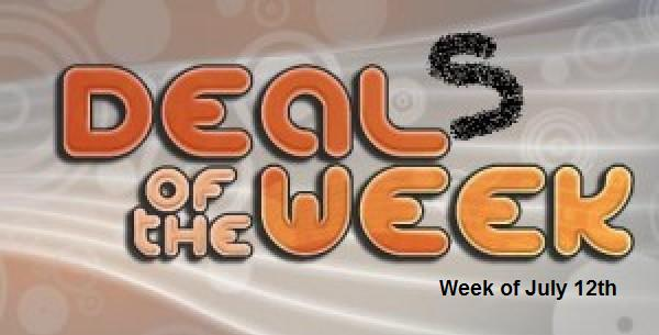 XBLA Deal(s) of the Week – July 12th + Deathspank and Deadliest Warrior Out This Week