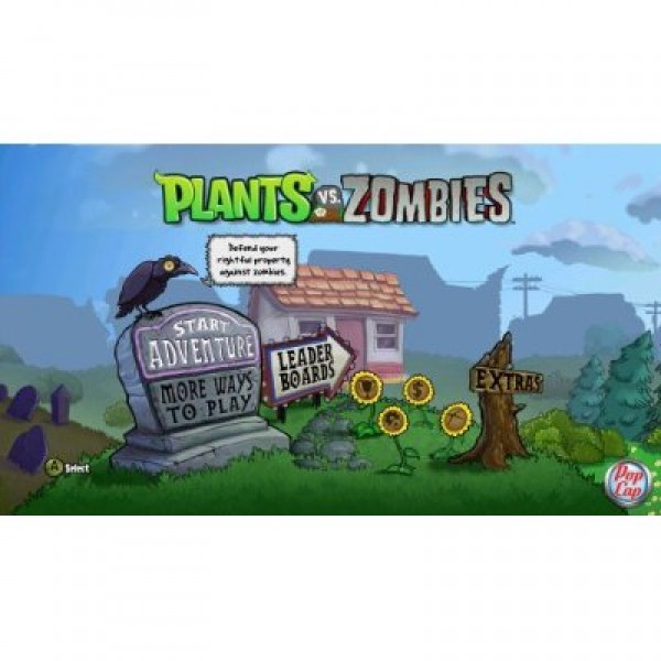 Two Ways to Buy Plants vs Zombies, XBLA Exclusive