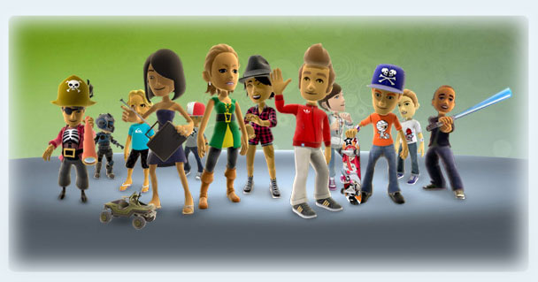 Kinect-ing more with our Avatars this November