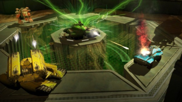 Red Faction: Battlegrounds Coming to XBLA