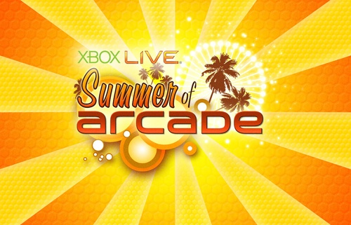 xbox live summer of arcade logo