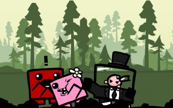 Updated: XBLA Fans Caption Contest: Win a copy of Super Meat Boy
