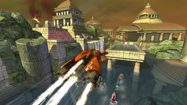 Hydro Thunder Hurricane Tempest Pack Review (XBLA DLC)