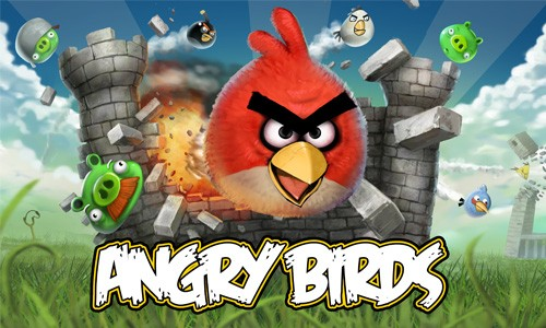 Angry Birds coming with Kinect support on XBLA?