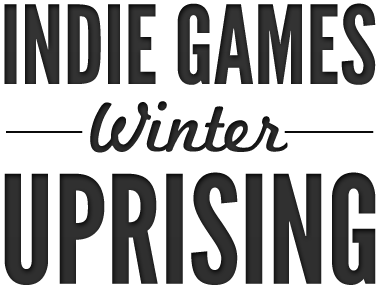 Indie Games Winter Uprising hub