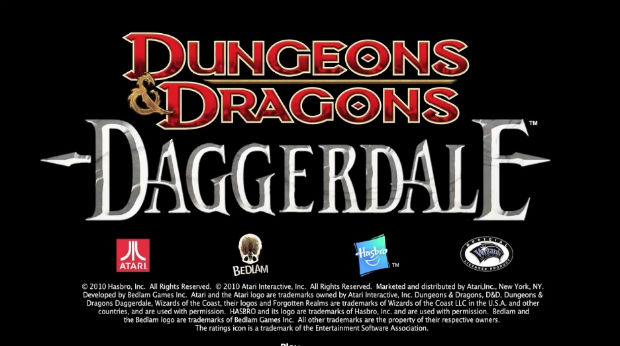 Dungeons and Dragons: Daggerdale announced, coming in 2011