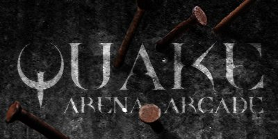 Quake Arena Arcade fraggin' it up on XBLA this week