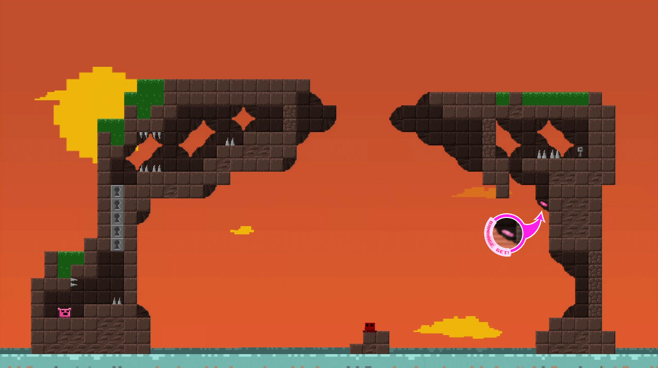 Super Meat Boy Bandage Guide: World Five