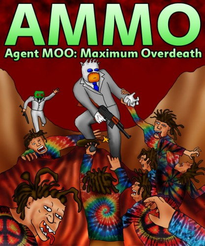 Agent MOO Review (XBLIG)