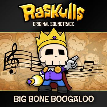 Raskulls soundtrack released