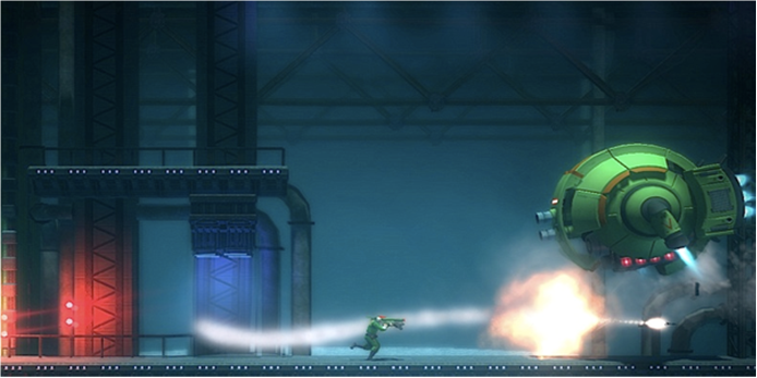 Rewind Review: Bionic Commando Rearmed (XBLA)