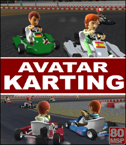 Avatar Karting Review (XBLIG)