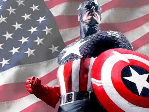 Captain America to be the next Marvel Pinball table?