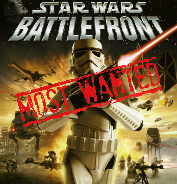 XBLA's Most Wanted: Star Wars Battlefront Arcade