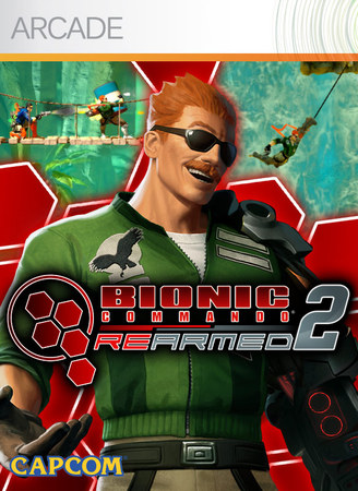 Bionic Commando Rearmed 2 Review (XBLA)