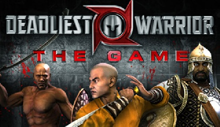 Deadliest Warrior receives more deadly warriors