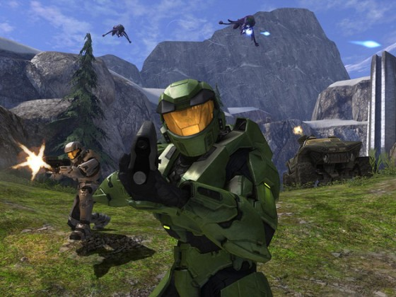 Non XBLA PSA: Halo Anniversary for USD $30