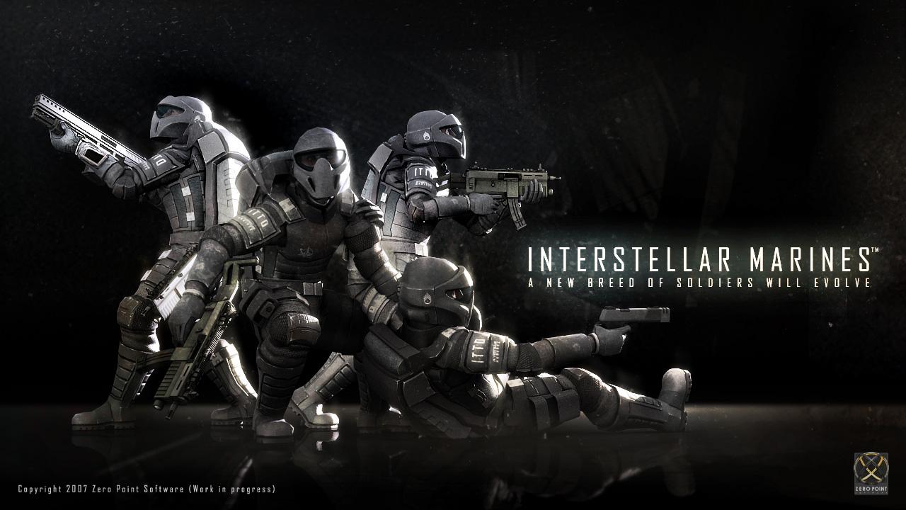 Interstellar Marines coming to XBLA, eventually