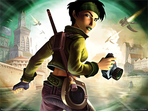 Beyond Good & Evil HD Review (XBLA)