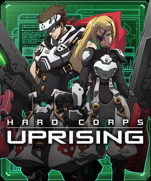 Hard Corps Uprising Review (XBLA) + DLC Review