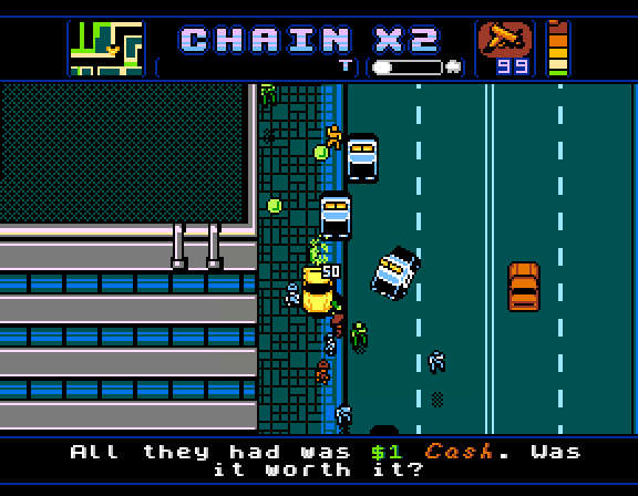 Listen to part of the Retro City Rampage soundtrack now
