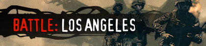 Battle: Los Angeles out now