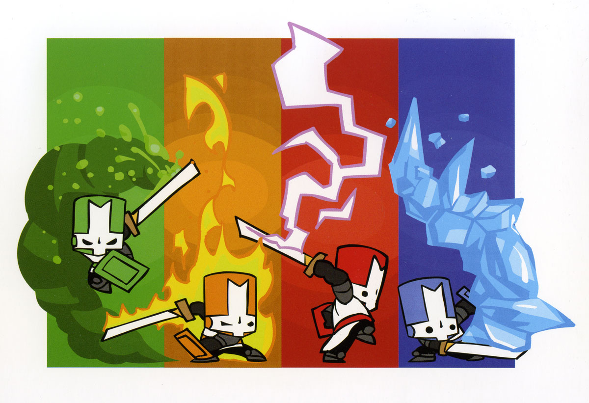 Brawler Week Challenge #2: Confessions of an XBLA Addict -Ended-