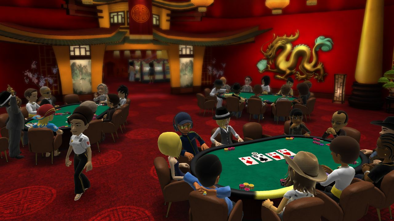 Full House Poker review (XBLA)