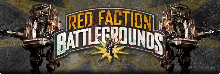 Red Faction: Battlegrounds Release Date Announced