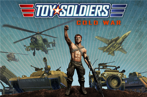 Signal Studios announces sequel to Toy Soldiers