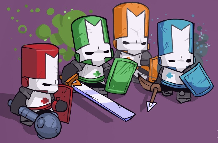 Rewind Review: Castle Crashers (XBLA)