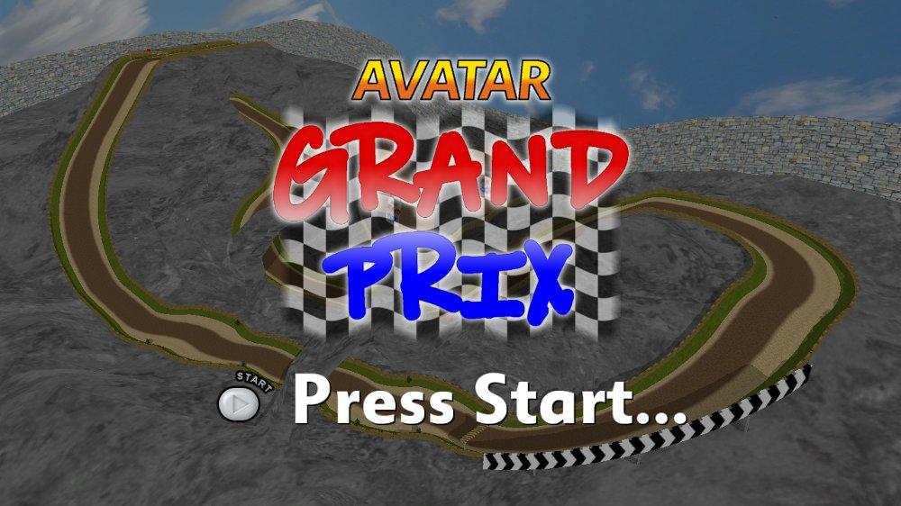 Avatar Grand Prix review (XBLIG)