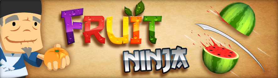 Fruit Ninja Kinect slashes through the one million download mark