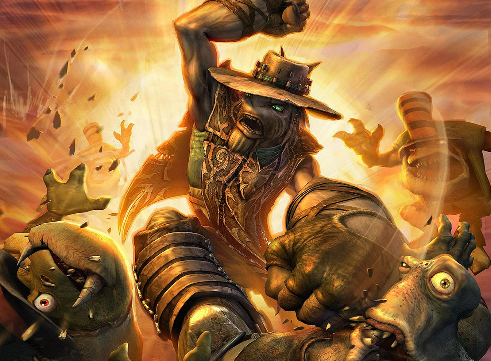 Oddworld: Stranger's Wrath may finally come to XBLA