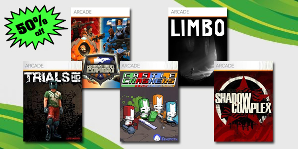 One-day XBLA sale