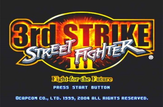 Capcom planning out SFIII: Third Strike's release.