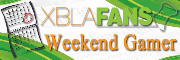 Weekend (XBLA) Gamer: 4/24-4/30
