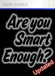 Are You Smart Enough? review (XBLIG)