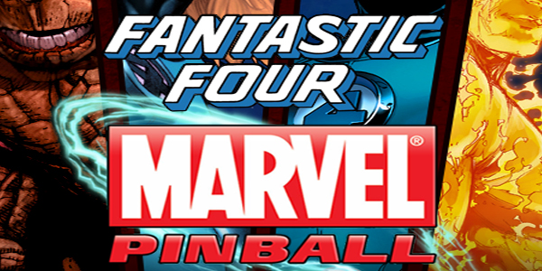 Fantastic Four Pinball FX 2 table review