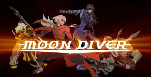 Moon Diver Review (XBLA)