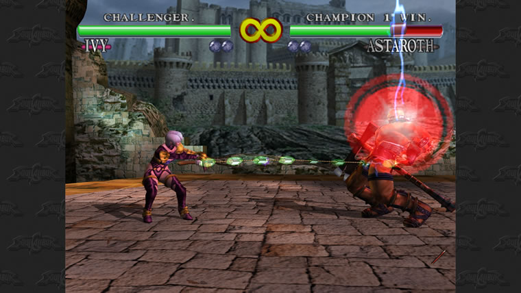 Rewind Review: Soul Calibur (XBLA)
