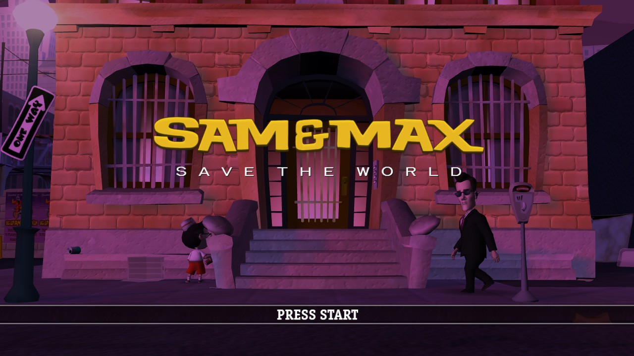 Rewind Review: Sam & Max Save the World (XBLA)
