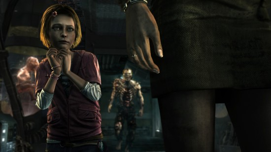 Amy is scared and coming to XBLA