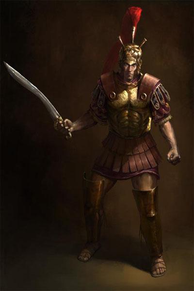 Deadliest Warrior Legends: Alexander the Great