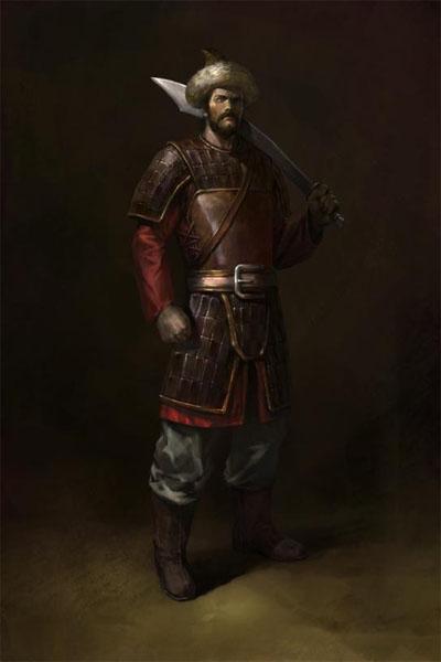 Deadliest Warrior Legends: Attila the Hun