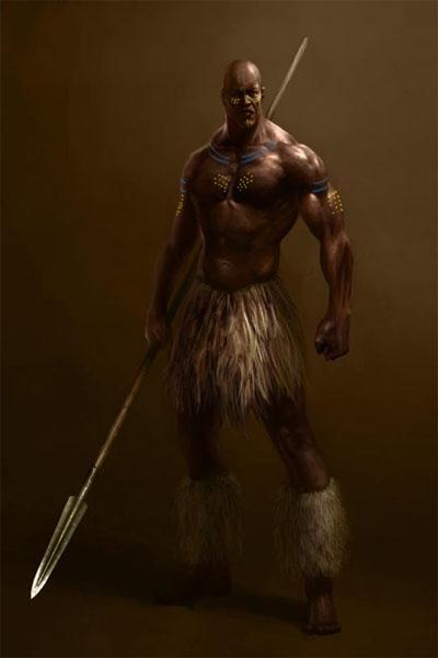 Deadliest Warrior Legends: Shaka Zulu