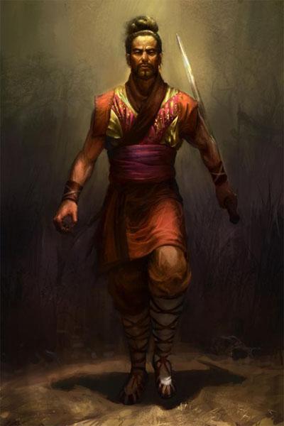 Deadliest Warrior Legends: Sun Tzu
