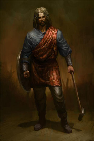 Deadliest Warrior Legends: William Wallace